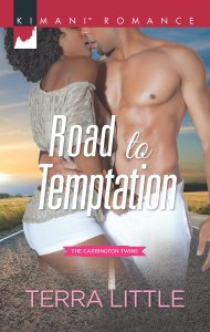 Road to Temptation (The Carrington Twins) by Terra Little
