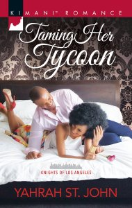 Taming Her Tycoon (Knights of Los Angeles) by Yahrah St. John