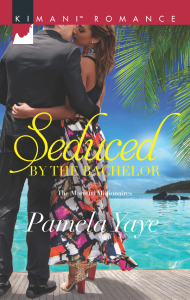 Seduced by the Bachelor (The Morretti Millionaires) by Pamela Yaye